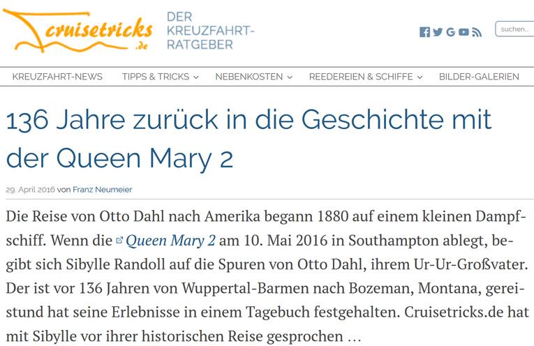 Cruisetricks.de