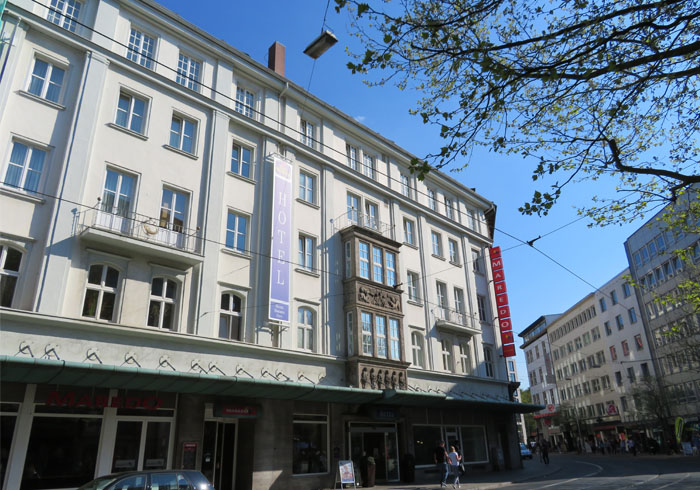 Hotel schaper siedenburg best western bremen city heute for Wuppertal barmen hotel