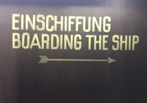 Boarding - Deutsches Auswandererhaus Bremerhaven