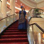 Walking around Queen Mary 2