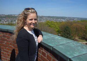 Blick vom  Toelle Turm