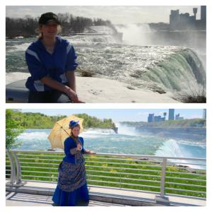 Niagara Falls 2005/2016