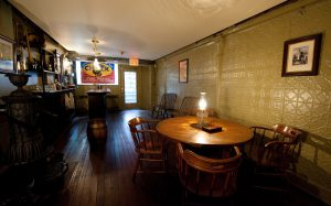 Schneider's Saloon - photo courtesy: Keiko Niwa/Tenement Museum