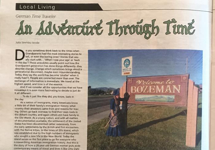 Bozeman Magazine 1