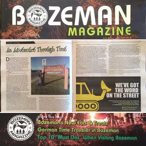 Bozeman Magazine July 2016
