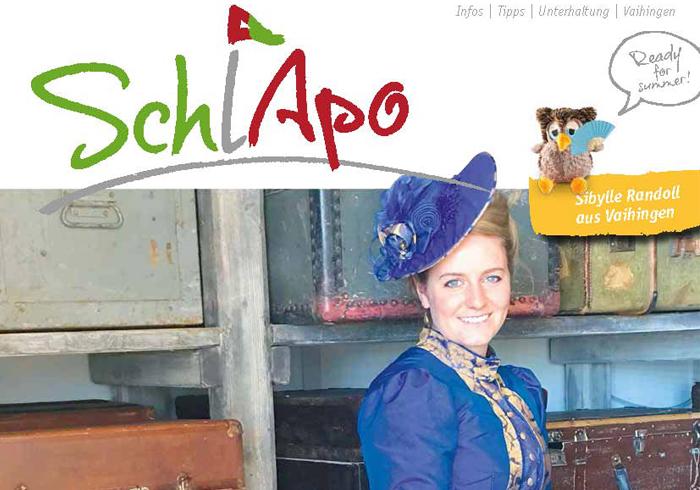 Kundenmagazin SchlApo