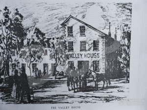 Valley House.  Image courtesy of Daughters of Utah Pioneers. Contact DUP Photo Department, for permission to use DUP images.