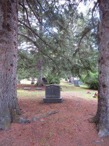 Gottschalks grave