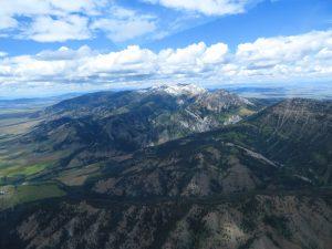 Bridger Mountains