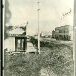 Bozeman Main Street - photo found at Gallatin History Museum Bozeman