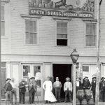 Spieth & Krug brewery - photo found at Gallatin History Museum Bozeman