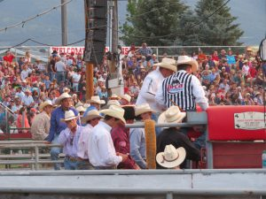 Rodeo in Livingston