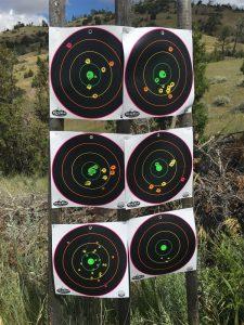 Shooting guns in Montana!
