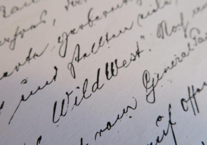 1881: Auf Stellensuche