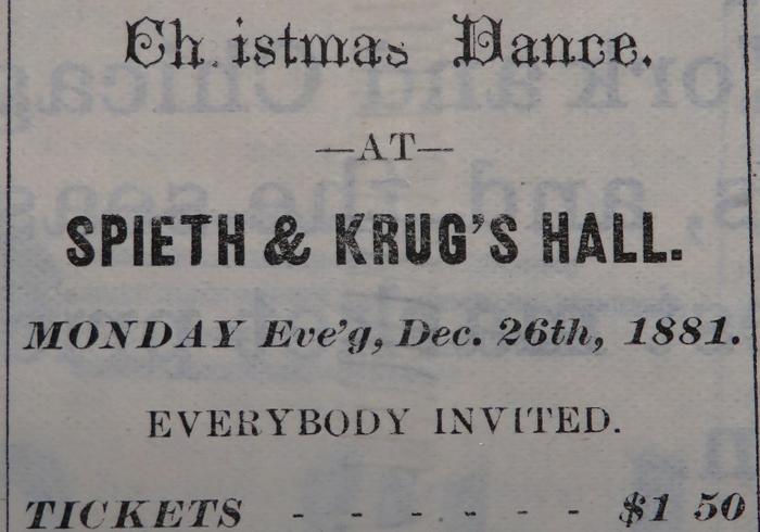 1881: Weihnachten in Bozeman