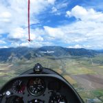 Soaring over Bozeman