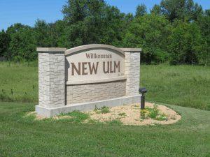 Willkommen in New Ulm!