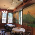 Murals in the Turner Hall Rathskeller