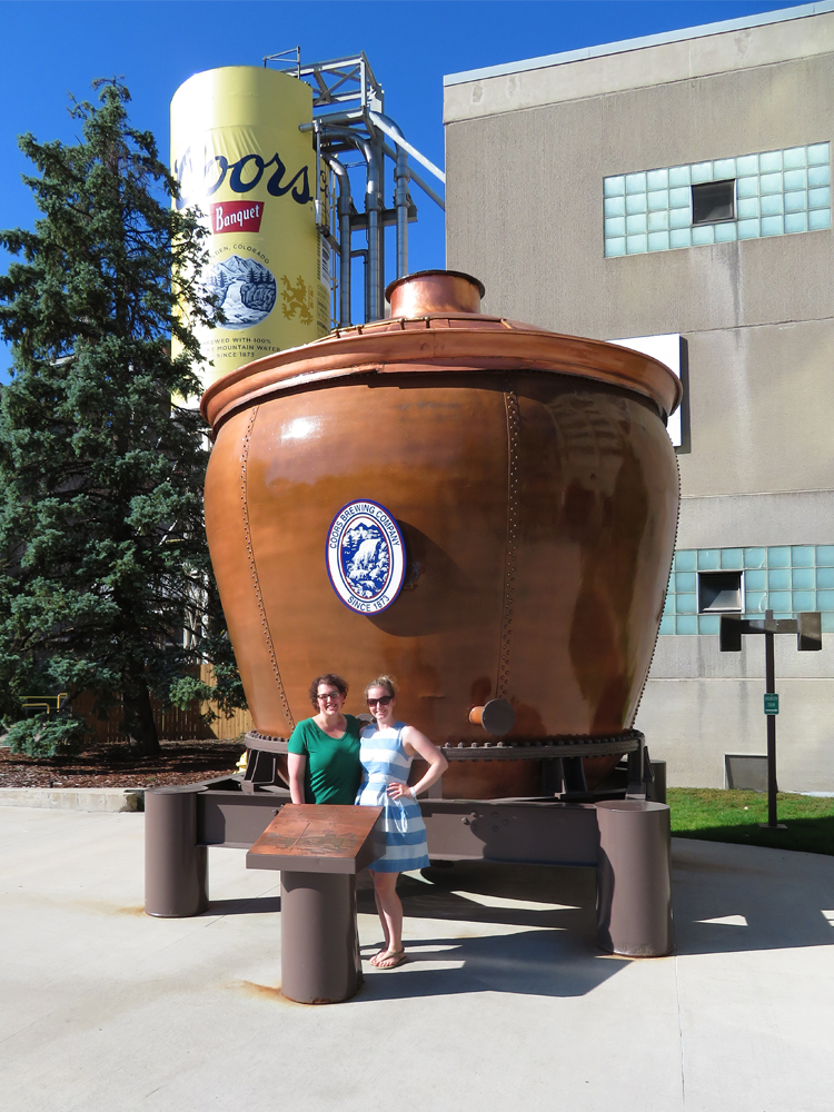 Coors Brewery Travel Time From Denver